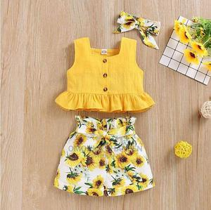 Girls 2 Pieces Outfit | Children's Clothing for sale in Kajiado, Ongata Rongai