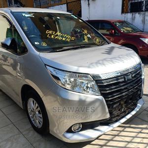 Toyota Noah 2014 2.0 AWD (8 Seater) Silver | Cars for sale in Mombasa, Mombasa CBD