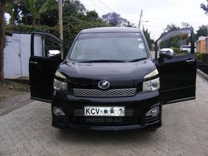 Toyota Voxy 2012 Black | Cars for sale in Nairobi, Nairobi Central