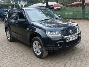 Suzuki Escudo 2007 Black   Cars for sale in Nairobi, Ridgeways