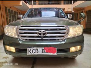 Toyota Land Cruiser 2008 Green | Cars for sale in Nairobi, Nairobi Central