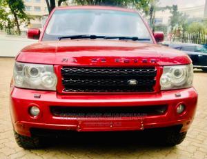 Land Rover Range Rover Sport 2006 Red | Cars for sale in Nairobi, Nairobi Central