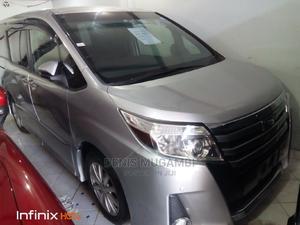 Toyota Noah 2014 2.0 AWD (7 Seater) Silver | Cars for sale in Mombasa, Ganjoni
