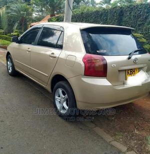Toyota Allex 2003 Gold   Cars for sale in Nairobi, Parklands/Highridge