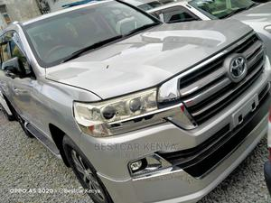 Toyota Land Cruiser Prado 2015 Silver   Cars for sale in Mombasa, Mombasa CBD