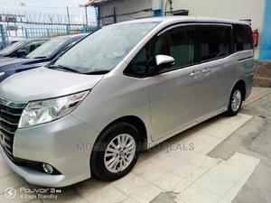 Toyota Noah 2014 Silver   Cars for sale in Mombasa, Mombasa CBD
