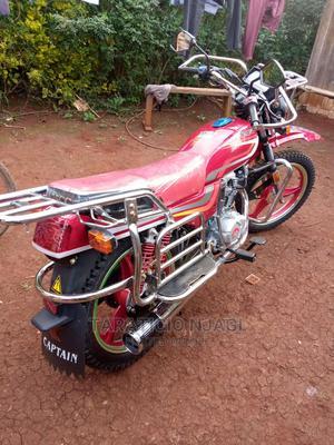 Bajaj Pulsar 150 2021 Red   Motorcycles & Scooters for sale in Nyeri, Nyeri Town