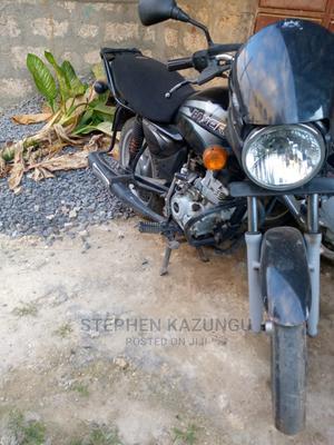 Bajaj Pulsar 150 2019 Black   Motorcycles & Scooters for sale in Kwale, Ukunda