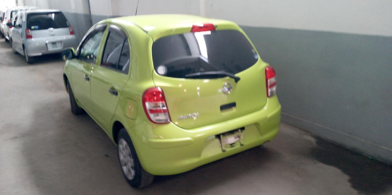 Nissan March 2013 Green | Cars for sale in Mvita, Mombasa, Kenya