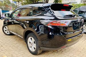 Toyota Harrier 2014 Black   Cars for sale in Nairobi, Parklands/Highridge