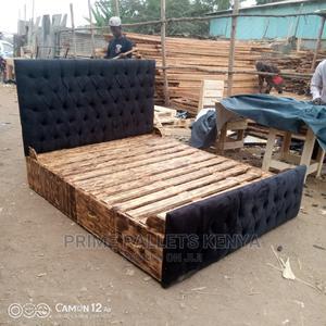 5*6 Chester Headboard Bed   Furniture for sale in Nairobi, Embakasi
