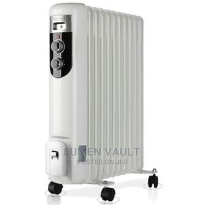 2500W(11 Fins) Oil-Filled Radiator Room Heater Thermostat   Home Appliances for sale in Nairobi, Karen
