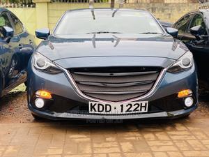 Mazda Axela 2014 Blue   Cars for sale in Nairobi, Kilimani