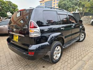 Toyota Land Cruiser Prado 2004 3.0 D-4d 5dr Black   Cars for sale in Nairobi, Kilimani