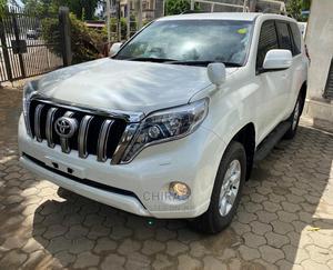 Toyota Land Cruiser Prado 2015 White   Cars for sale in Nairobi, Parklands/Highridge