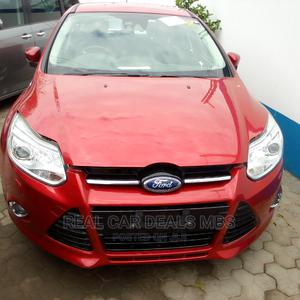Ford Focus 2014 Red   Cars for sale in Mombasa, Tudor