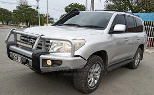Toyota Land Cruiser 2011 Silver   Cars for sale in Mombasa, Tudor