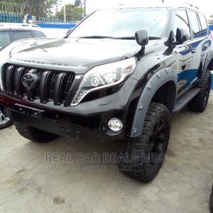 Toyota Land Cruiser Prado 2014 Black   Cars for sale in Mombasa, Tudor