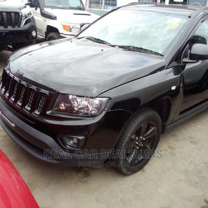 Jeep Compass 2014 Black   Cars for sale in Mombasa, Tudor