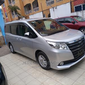 Toyota Noah 2014 2.0 AWD (7 Seater) Silver   Cars for sale in Mombasa, Mombasa CBD