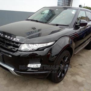 Land Rover Range Rover Evoque 2015 Black   Cars for sale in Mombasa, Tudor