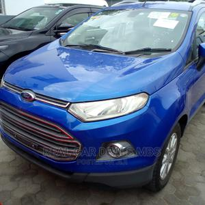 Ford EcoSport 2014 Blue   Cars for sale in Mombasa, Tudor