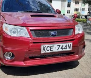 Subaru Forester 2008 2.0 Sports Red | Cars for sale in Nairobi, Karen