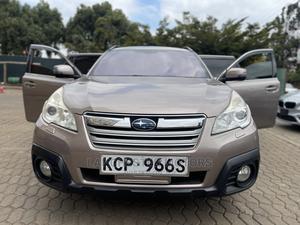 Subaru Outback 2011 Gold | Cars for sale in Nairobi, Kilimani