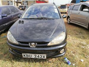 Peugeot 206 2006 Black | Cars for sale in Kiambu, Ruiru