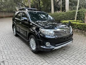 Toyota Fortuner 2014 Black   Cars for sale in Nairobi, Kilimani