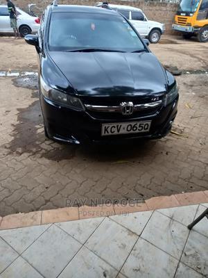 Honda Stream 2012 Black   Cars for sale in Kiambu, Thika