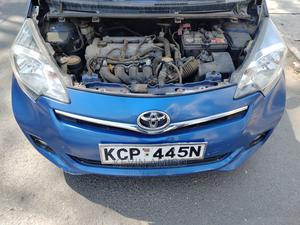 Toyota Ractis 2011 1.5 FWD Blue   Cars for sale in Nairobi, Parklands/Highridge