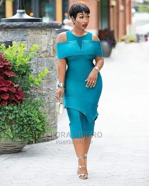Elegant Heavy Cotton Dress   Clothing for sale in Nairobi, Nairobi Central