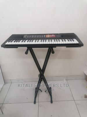 Yamaha Keyboard Psr F51 Plus Free Keyboard Stand | Musical Instruments & Gear for sale in Nairobi, Nairobi Central