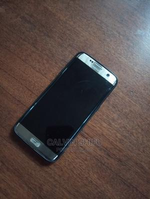 Samsung Galaxy S7 edge 32 GB Gold   Mobile Phones for sale in Mombasa, Shanzu