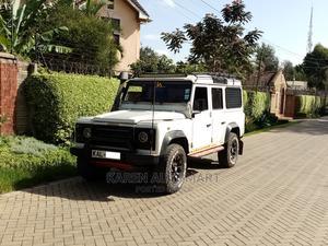 Land Rover Defender 2002 White | Cars for sale in Nairobi, Karen