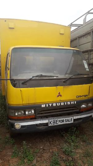 Mitshubishi Canter 4D32 2008 Model Yellow. 3 Tons Local | Trucks & Trailers for sale in Nairobi, Parklands/Highridge