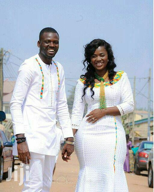 Husband and Wife African Wear
