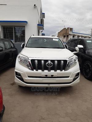 Toyota Land Cruiser Prado 2014 2.7 VVT-i Ivory   Cars for sale in Mombasa, Mombasa CBD