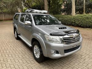 Toyota Hilux 2015 Silver   Cars for sale in Nairobi, Kilimani