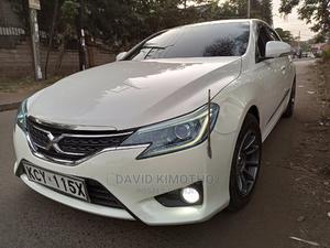 Toyota Mark X 2013 White | Cars for sale in Nairobi, Ngara