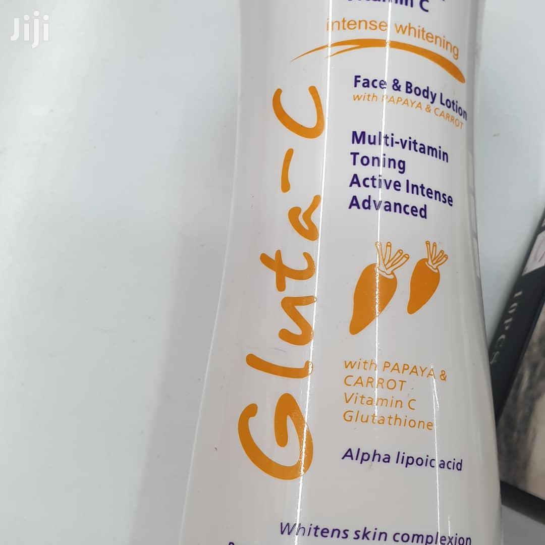 Gluta C Lotion   Skin Care for sale in Kileleshwa, Nairobi, Kenya
