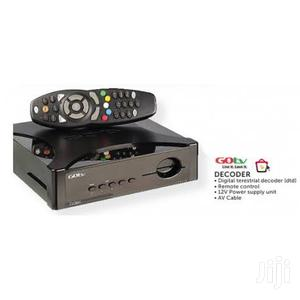 GOTV Decoder And Free Gotv Max Package For One Month