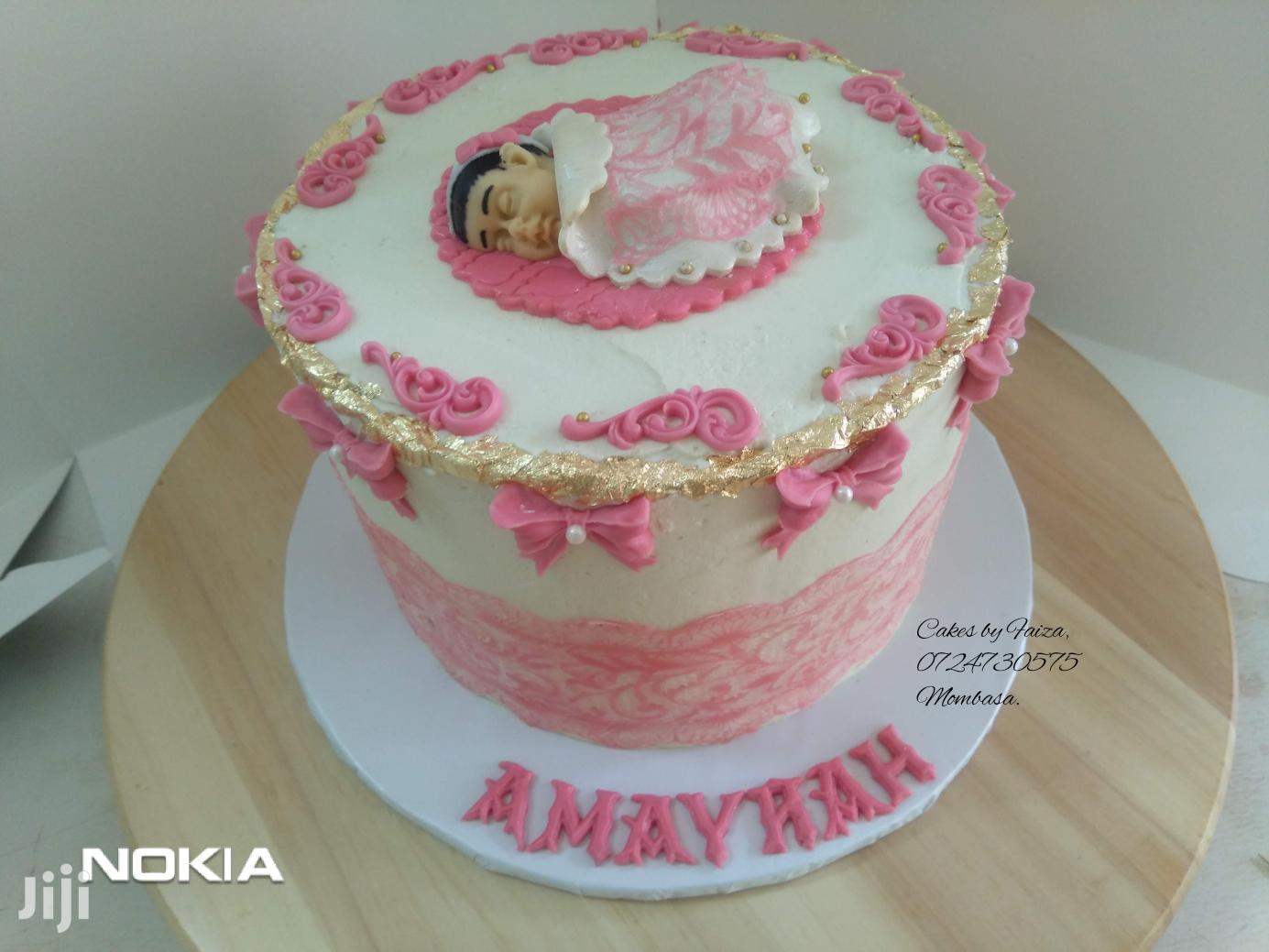 Archive: Cakes By Faiza