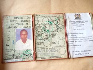 Bus Driver Within Embakasi   Farming & Veterinary CVs for sale in Nandi, Chemundu/Kapng'Etuny