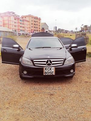 Mercedes-Benz C200 2010 Black | Cars for sale in Kiambu, Ruaka