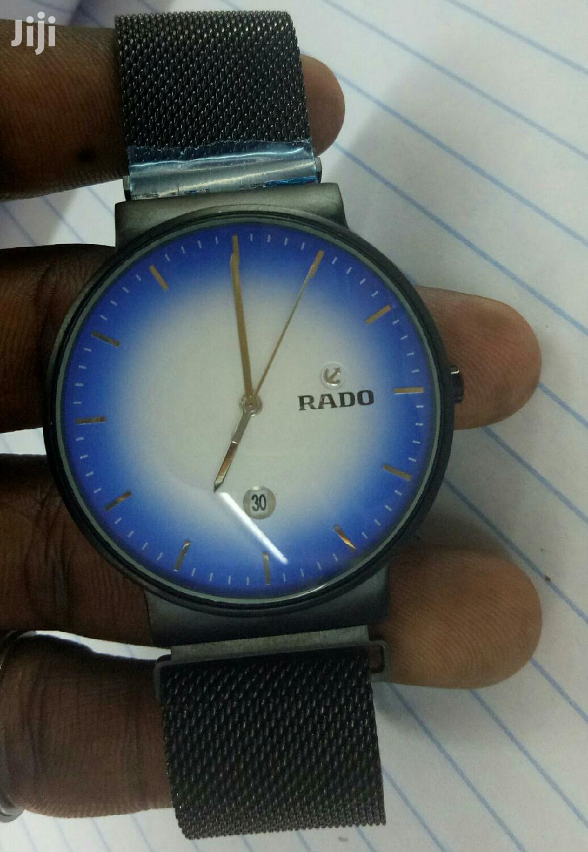 Archive: Blue Rado Quality Timepiece