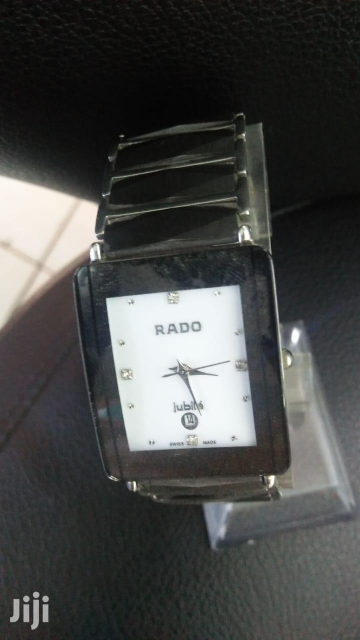 Black and White Quality Rado