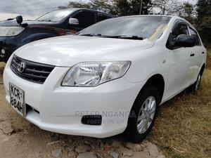 Toyota Axio 2011 White   Cars for sale in Nairobi, Nairobi Central