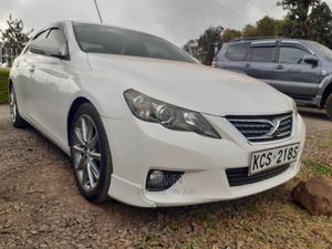 Toyota Mark X 2011 White   Cars for sale in Nairobi, Ridgeways